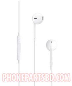 Buy Original Apple Earpod Earphone with Remote & Mic for iPhone iPad iPod in Bangladesh