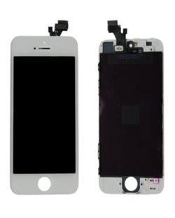 Buy LCD Screen Display with Touch Digitizer and Frame for iPhone 5 in BD