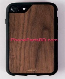 iPhone 7 Real Walnut Wood Case