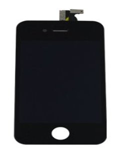 iPhone 4S LCD   Touch Screen Replacement - Black - Professional ... 74cc63602e